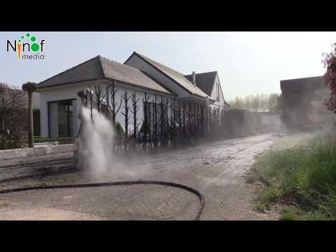 Sparren vatten vuur aan de Lindendreef