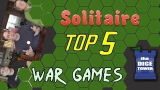 Top 5 Solitaire War Games - with HAMTAG