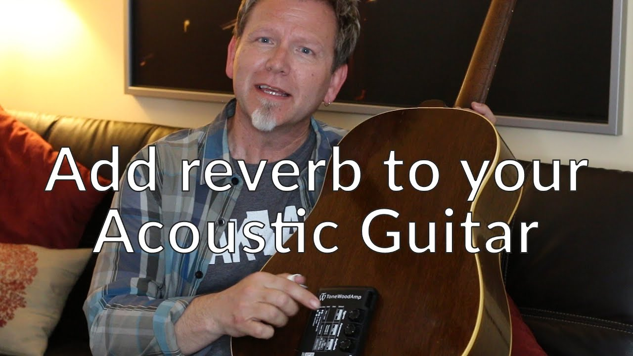 Tonewood Amp Add Reverb To Your Acoustic Guitar Guitar Discoveries 8 Youtube