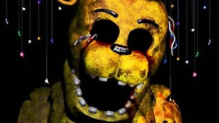 GOLDEN FREDDY'S SECRET | Five Nights at Freddy's 2 - Part 6 (ENDING)