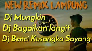 Download DJ Mungkin - DJ Bagaikan Langit di Sore hari - Versi Remix Lampung - Korg Pa50sd