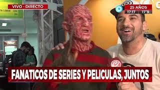 Comic Con Argentina 2019 en Crónica HD (2/2)