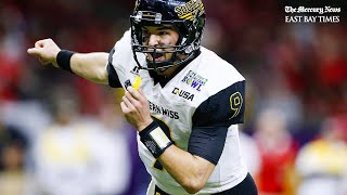 49ers QB Nick Mullens channeling 2016 Southern Miss bowl win against New Orleans Saints at Superdome