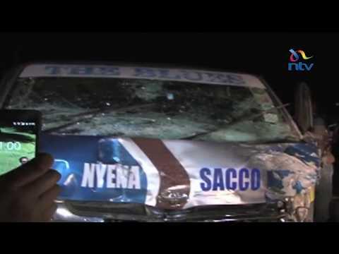 5 family members die on the way to Kiambu to pick ailing daughter
