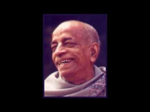 Srila Prabhupada -- Well Placed Greed (Caitanya-Caritamrta) CC32
