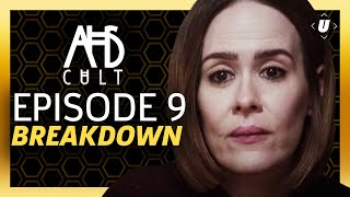 "Video American Horror Story: Cult Episode 9 ""Drink the Kool-Aid"" Breakdown! download MP3, 3GP, MP4, WEBM, AVI, FLV November 2017"