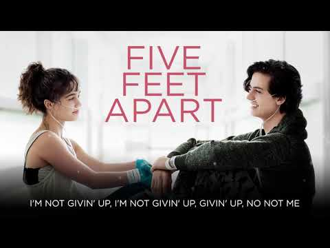 Don't Give Up On Me (Five Feet Apart)- English WhatsApp Status