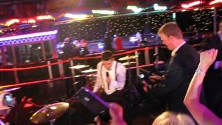 Joe McElderry UTSRO Charity Ball 24/11/12
