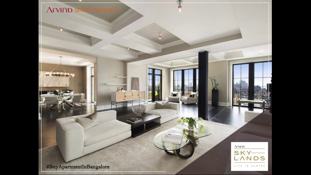 Super Luxury Apartments, Flats for Sale in Bangalore | Arvind Skylands