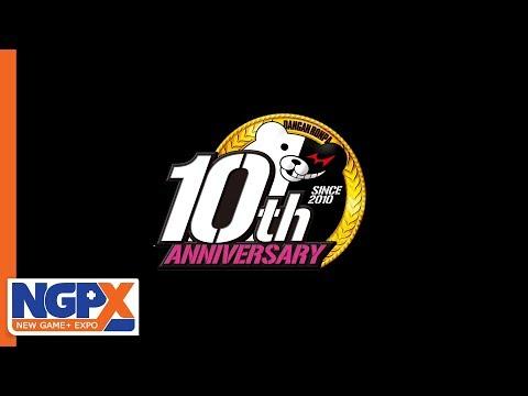 Danganronpa 10th Anniversary Announcement