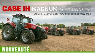 Testdrive - New CASE IH Magnum 400, 380, 340, 310, 280 AFS Connect