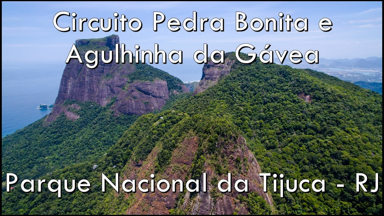 Circuito Da Gavea : Circuito pedra bonita e agulhinha da gávea parque