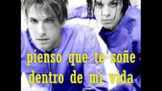 Gambar cover I KNEW I LOVED YOU (EN ESPAÑOL) SAVAGE GARDEN