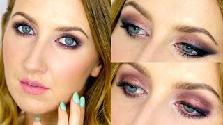 THREE Makeup Looks ONE  Palette | Urban Decay Naked 3