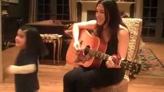 Michelle Branch & Owen sing  The Bees