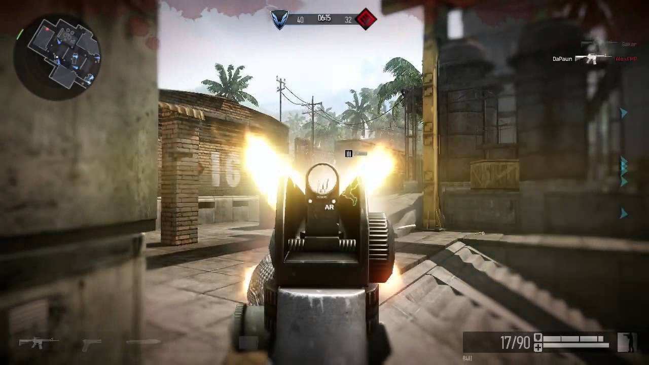 online free to play fps