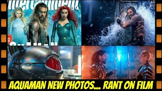 Aquaman Movie new photos! Rant on film... Black Manta!!!