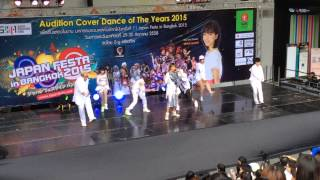 [150627] U.S.F Cover AAA - Still Love You @Audition Japan Festa in Bangkok 2015