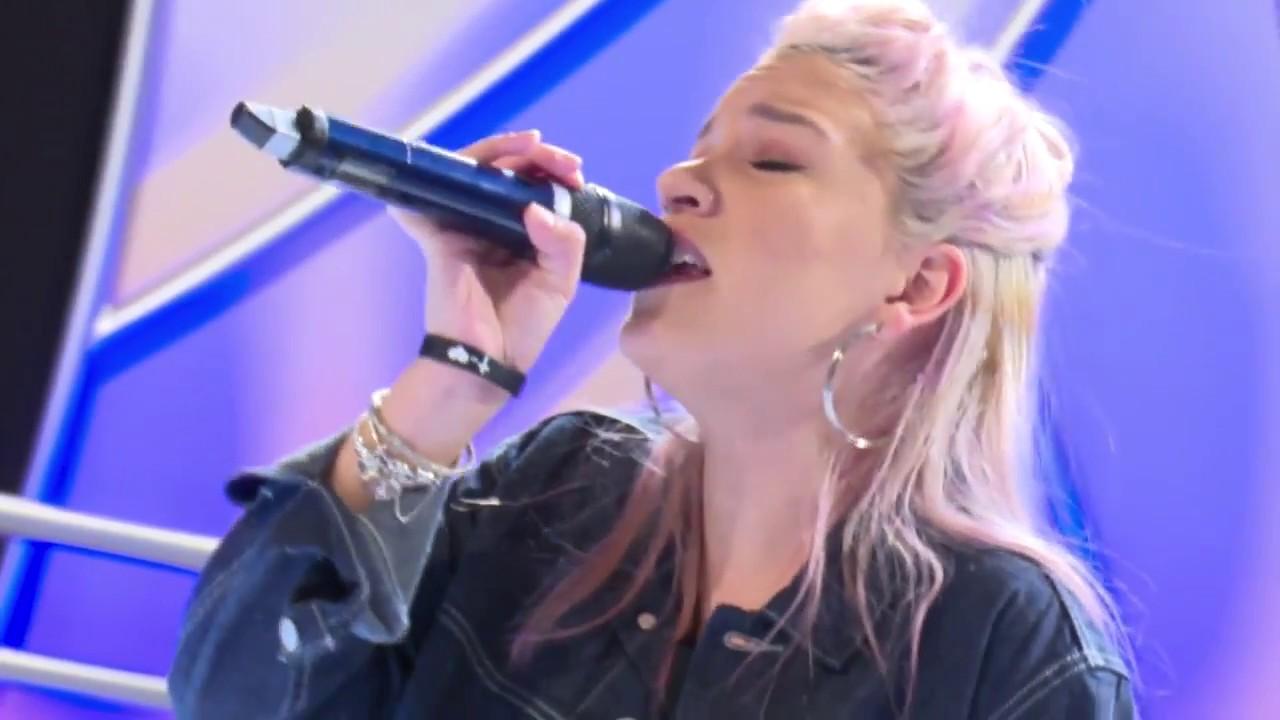 Priscila Alcantara - Sou Escolhido (Ao vivo)