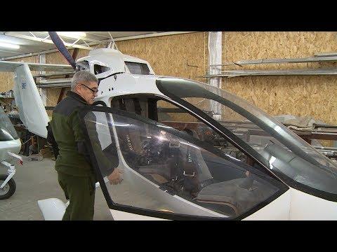 Суровикинский пекарь наладил производство самолетов