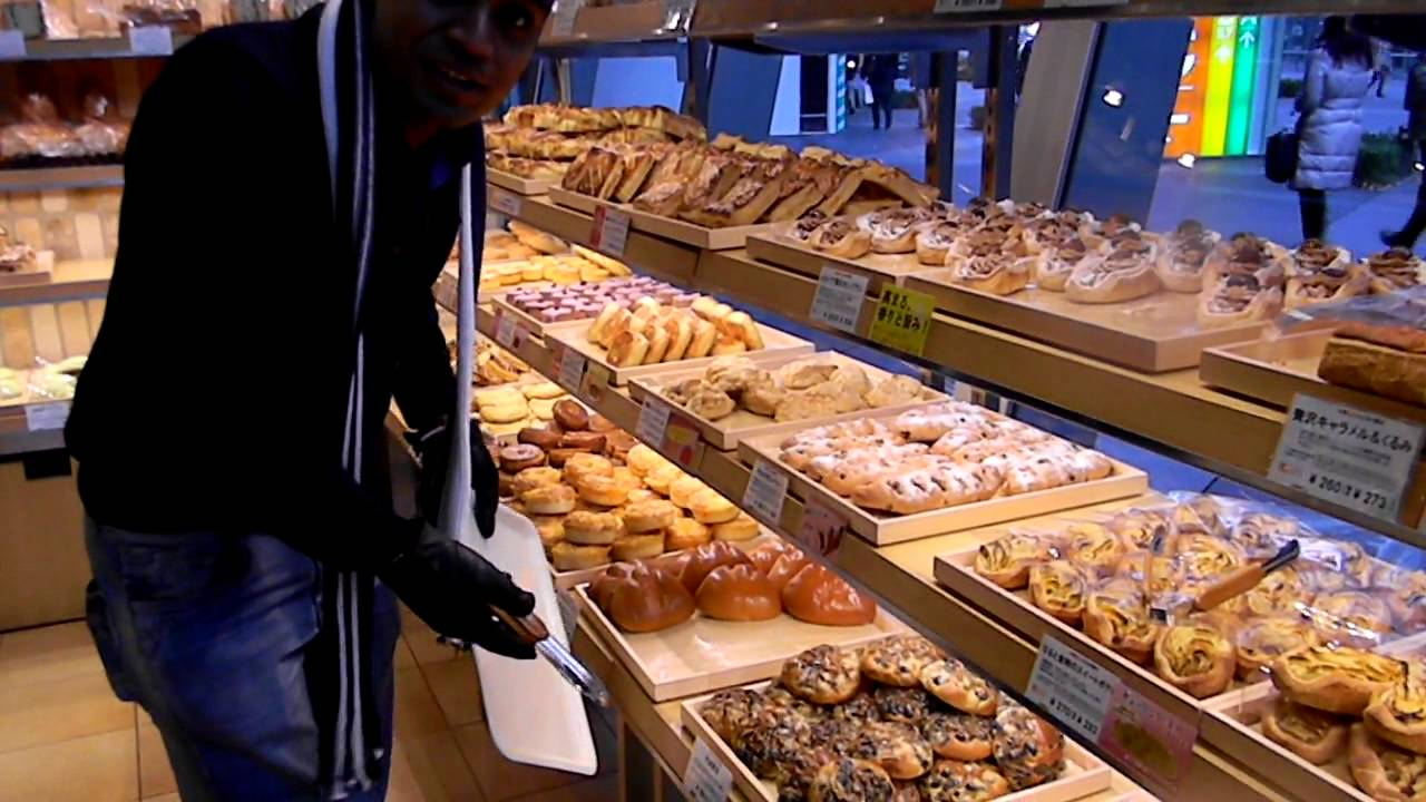 Bakery Shops In Japan Youtube