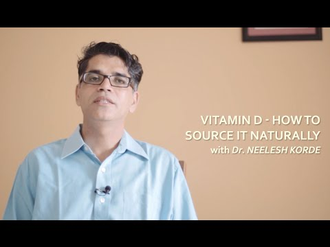 Vitamin D - How to Source it Naturally