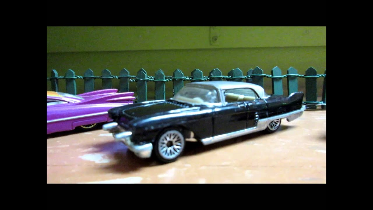 Hot Wheels Classic Cars Collection - YouTube