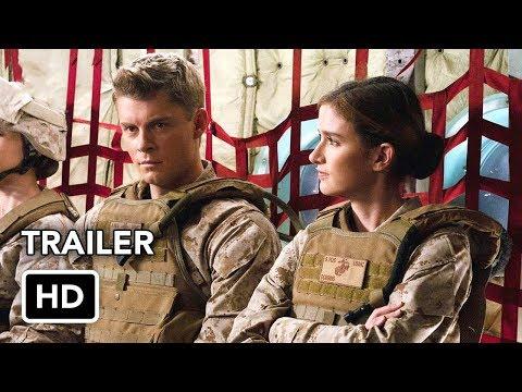 The Code (CBS) Trailer HD - Luke Mitchell, Dana Delany series