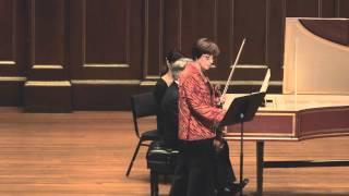 Miriam Fried plays Bach Sonata No.3 BWV 1016 (made by SiMon) in 1080p HD