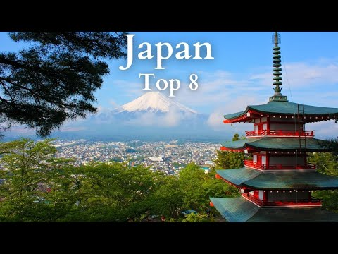 8 Best Places To Visit In Japan - Travel Guide