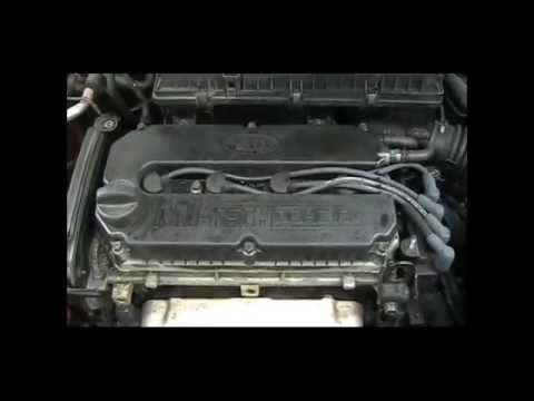 hqdefault spark plug replacement 05 kia rio youtube Kia Sportage Wiring Diagram PDF at reclaimingppi.co