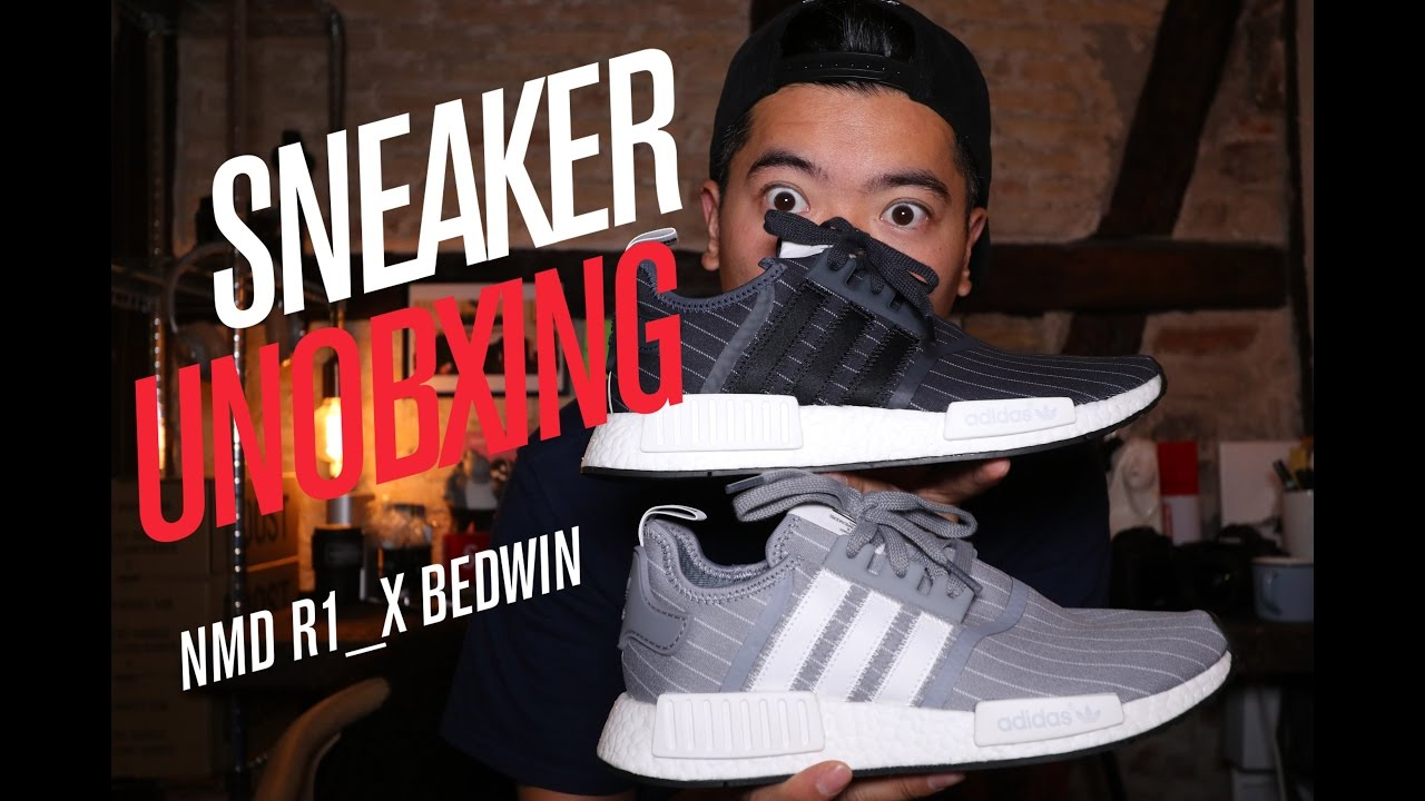 new arrival 1620d c152e The adidas NMD just got a upgrade by Bedwin  the Heartbreakers!
