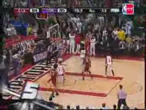 Top 10 NBA 2006-07 Regular Season Plays