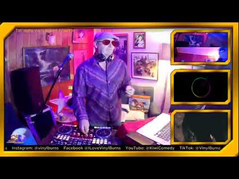 LIVE - Funky House : High Charisma : Power Funk DJ Vinyl Burns - https://www.twitch.tv/vinylburns