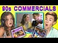 KIDS REACT TO 1990s COMMERCIALS: Trapper