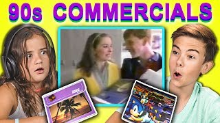 Video KIDS REACT TO 1990s COMMERCIALS: Trapper Keepers! download MP3, 3GP, MP4, WEBM, AVI, FLV Desember 2017
