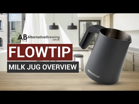 Subminimal Flow Tip Milk Jug Overview