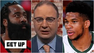 Woj breaks down the James Harden-Nets rumors & the Bucks making trades | Get Up