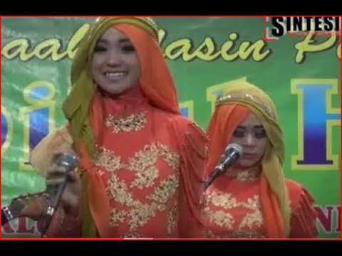 SENJA - Isna Cute feat Aneedya - Qasima Live Perform 2017