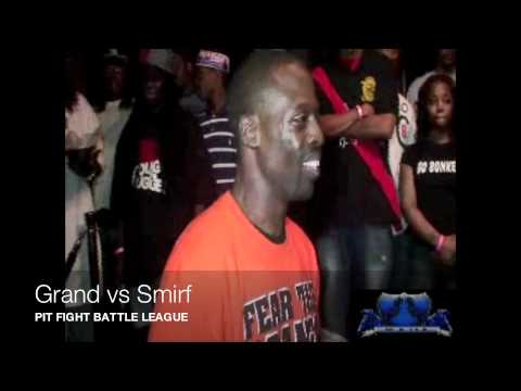 GUARD YA GRILL : Grand vs Smirf : PIT FIGHT BATTLE LEAGUE