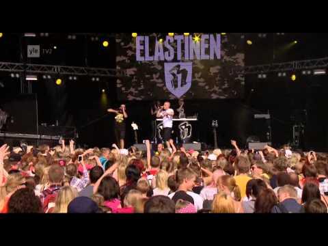 Elastinen - Anna sen soida LIVE