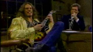 Download Ted Nugent on Letterman early 80's (Part 1 of 2) Mp3 and Videos