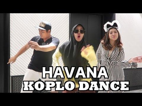 HAVANA KOPLO DANCE - Parody Ria Ricis