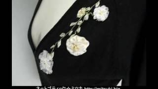 ミツキ☆レース、フリル、お花がいっぱいの婦人服、ベビーウェア http://...