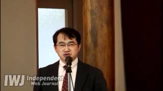 120122 第11回沼田眞賞 授賞式と記念講演会