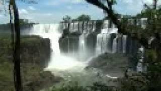 #Argentine les merveilleuses chutes de #Iguazu