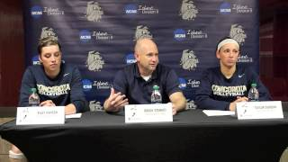 Ncaa Ii Volleyball Tournament Concordia St  Paul Press Conference 11 20 14