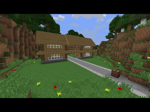 Minecraft Command Blocks Autobuilding House YouTube - Minecraft hauser comand