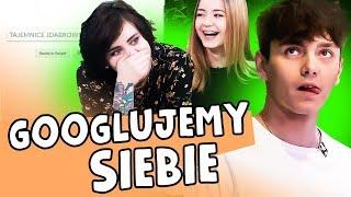 Zuzia, Jaś i SKKF googlują siebie    + Julia Kostera i Katka Vlog   | Tymbark Show #41