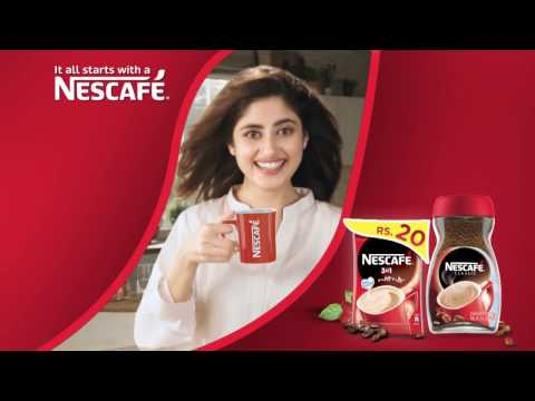 NESCAFÉ NEW TVC – Old School vs New Cool